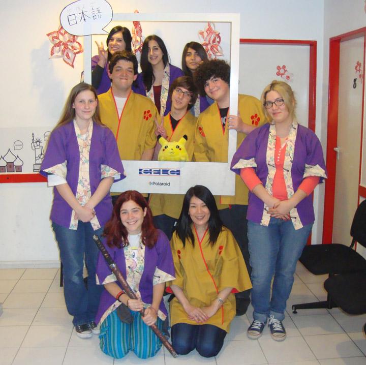 CELC Idiomas - Clases de Japonés - Curso de Japonés para todas las edades